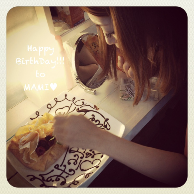 Staff♥お誕生日