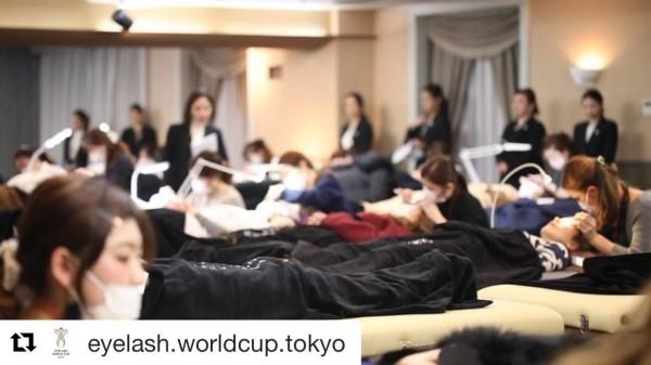第1回【アイラッシュワールドカップ東京2018】
